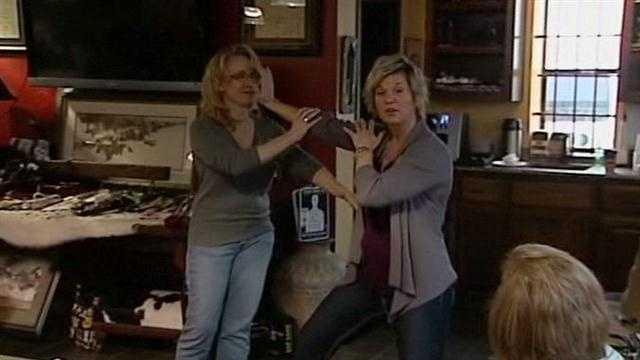 Yukon gun store teaching self-defense classes