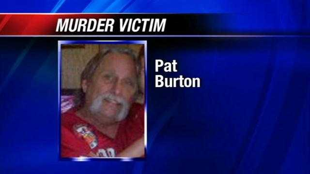 The investigation into the death of Patrick Burton, 51, of Norman, continued on Friday. Police distributed photos of four persons of interest and confirmed Burton's credit card had been used at the Riverwind Casino.
