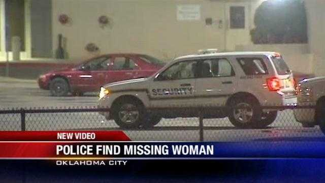 Officers find missing woman