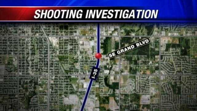 Police searching for shooter, shooting victim