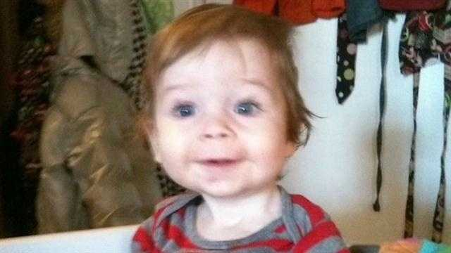 Oklahoma toddler needs your blood transfusion help