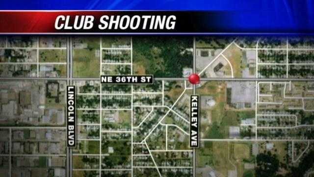 5 people shot outside OKC night club