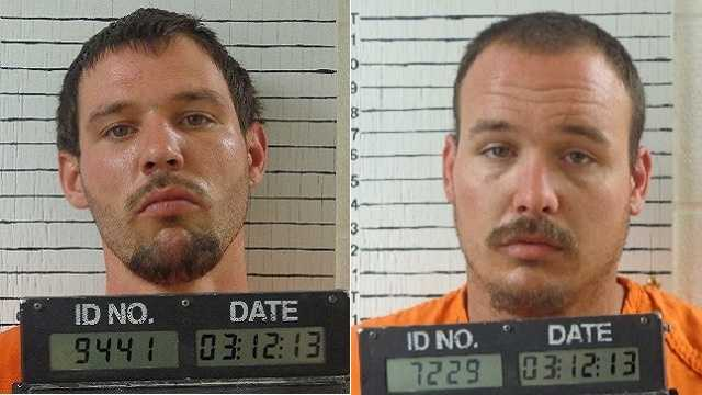 Left: Billy Jack Dilbeck. Right: Kenneth A. Dilbeck