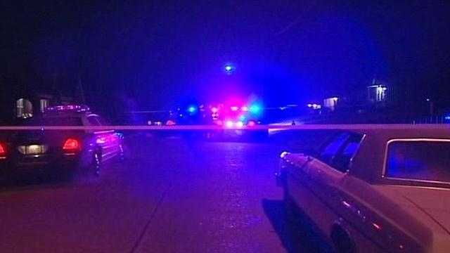 Police chase leads to shot fired, 2 in custody