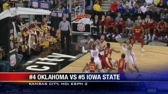 Cyclones come back to beat Oklahoma 73-66