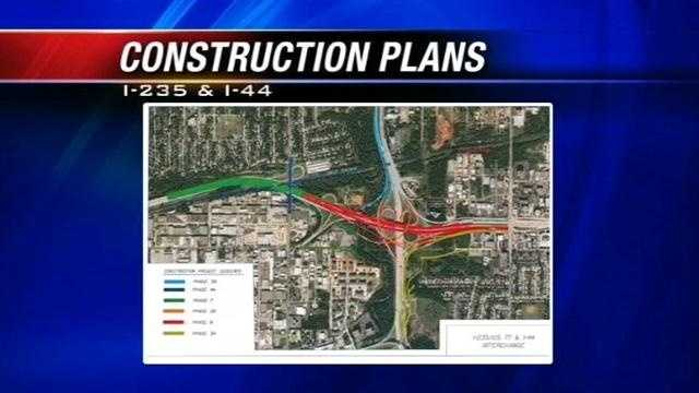 A major construction project promises to make over one of the busiest interchanges in the metro.