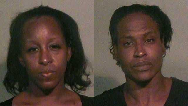 Left: Sonna Hudson. Right: Tanice Lakay