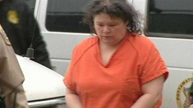 Kimberly Crain sentenced to 45 years in prison
