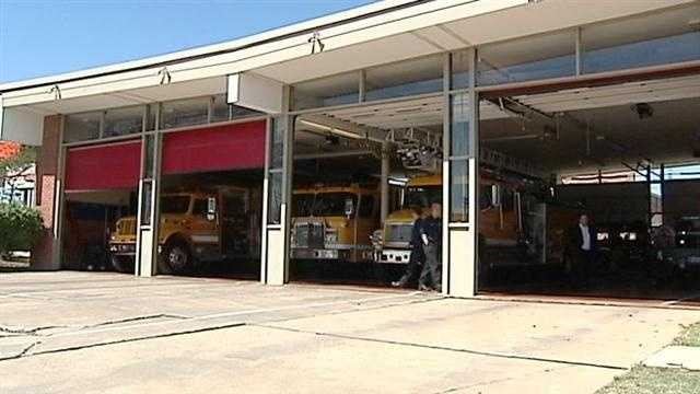 The City of Norman has over $4 million in public safety tax surplus money.