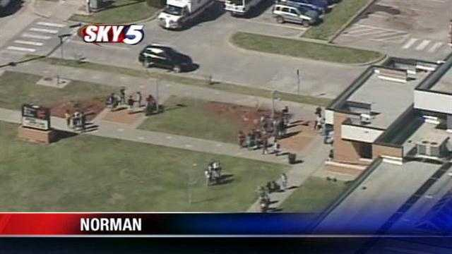 Police and school officials are investigating a drug overdose at Norman High School on Monday.