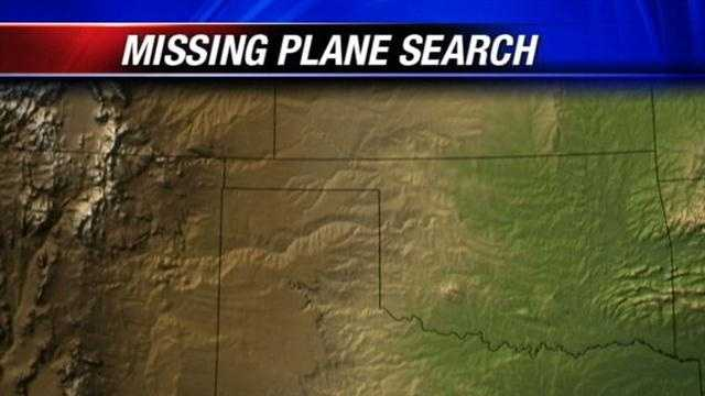 Crews search for missing plane from OK