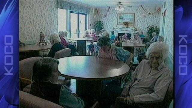 Proposed bill would require cameras in nursing homes