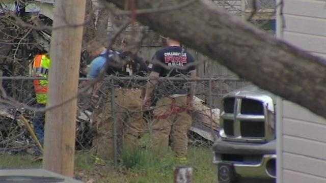 NTSB investigates Collinsville plane crash