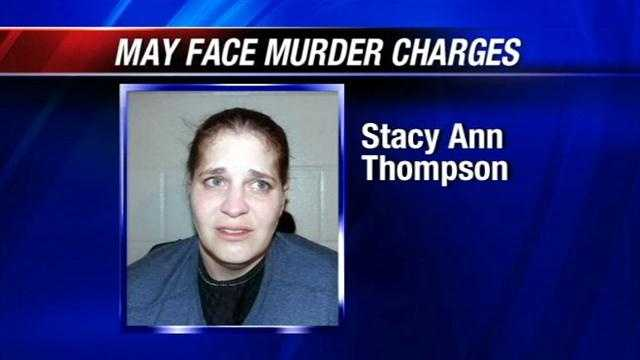Wife could face murder charges for husband's death
