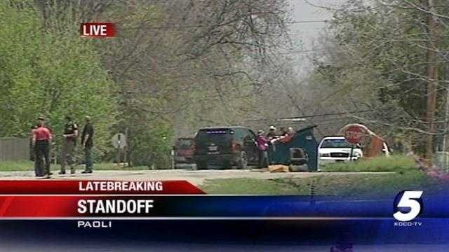 Schools on lockdown after deadly shooting at Paoli home