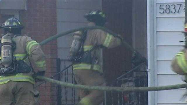 Fire causes damage at Warr Acres home