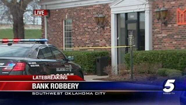 Schools on lockdown after OKC robbery, officials say