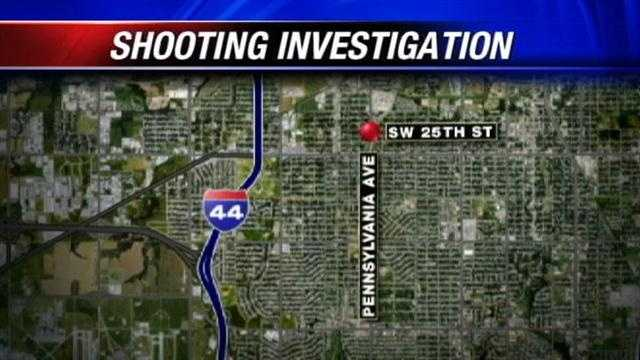 Woman shot in drive-by shooting