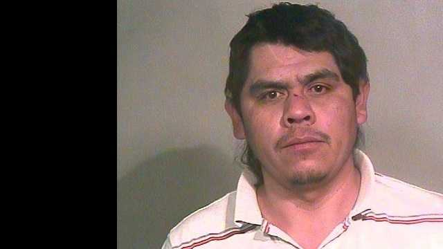 Juan Martinez, 34, of Keller, Texas, is accused of sexually assaulting an employee at an Oklahoma City lumber yard.