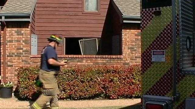 An accidental cooking fire killed a couple in Tulsa on Sunday. A neighbor tried to help the couple but she was too late. Investigators say the fire started in the kitchen and the victims were found dead in the bedroom.