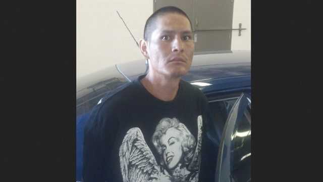 Harry Garcia Jr., 28, is suspected in the April 20 slaying of Casey Wright. Click here to read the story.