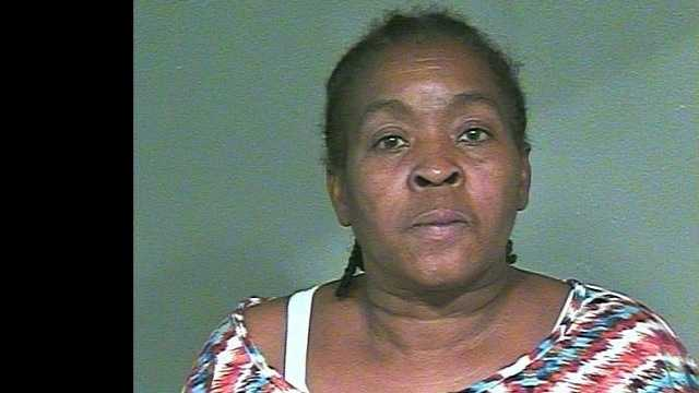 Tonette Cargile, 52, is accused of domestic assault and battery with a dangerous weapon after hitting a man with a liquor bottle. Click here for the story.