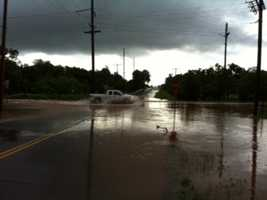 23rd Avenue and NW Indian Hills Road