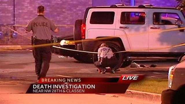 Police: Man found dead in SUV