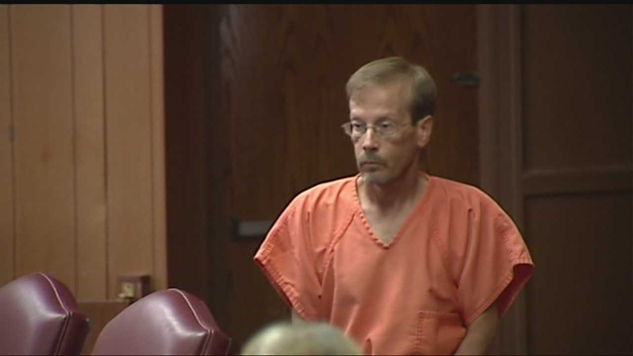 Man accused of killing wife out of mercy makes court appearance
