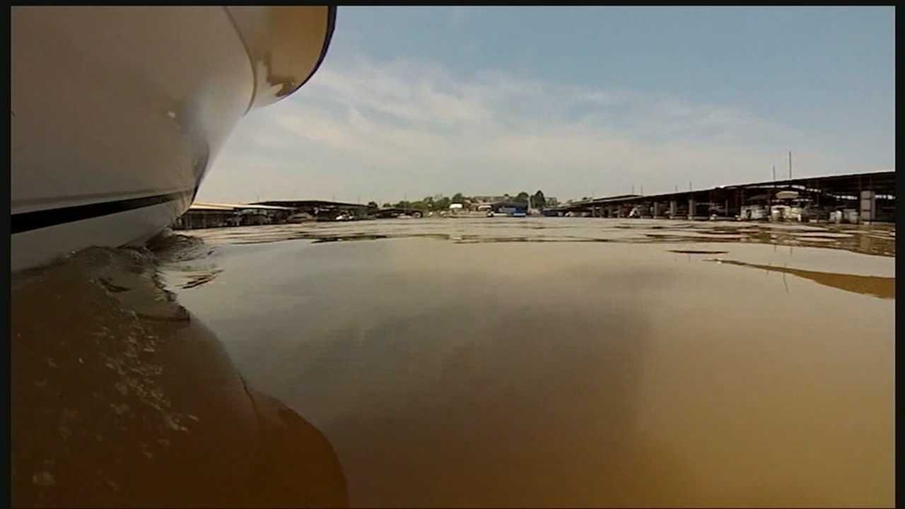Oklahoma City man's body found in Lake Eufaula