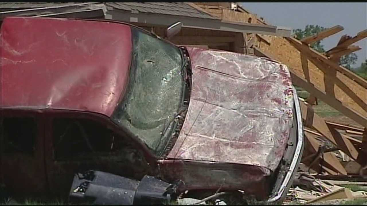 Piles of debris are reaching their tipping point more than a month after storms ripped through southwest Oklahoma City. Residents are fed up with the frustrating eye sore.