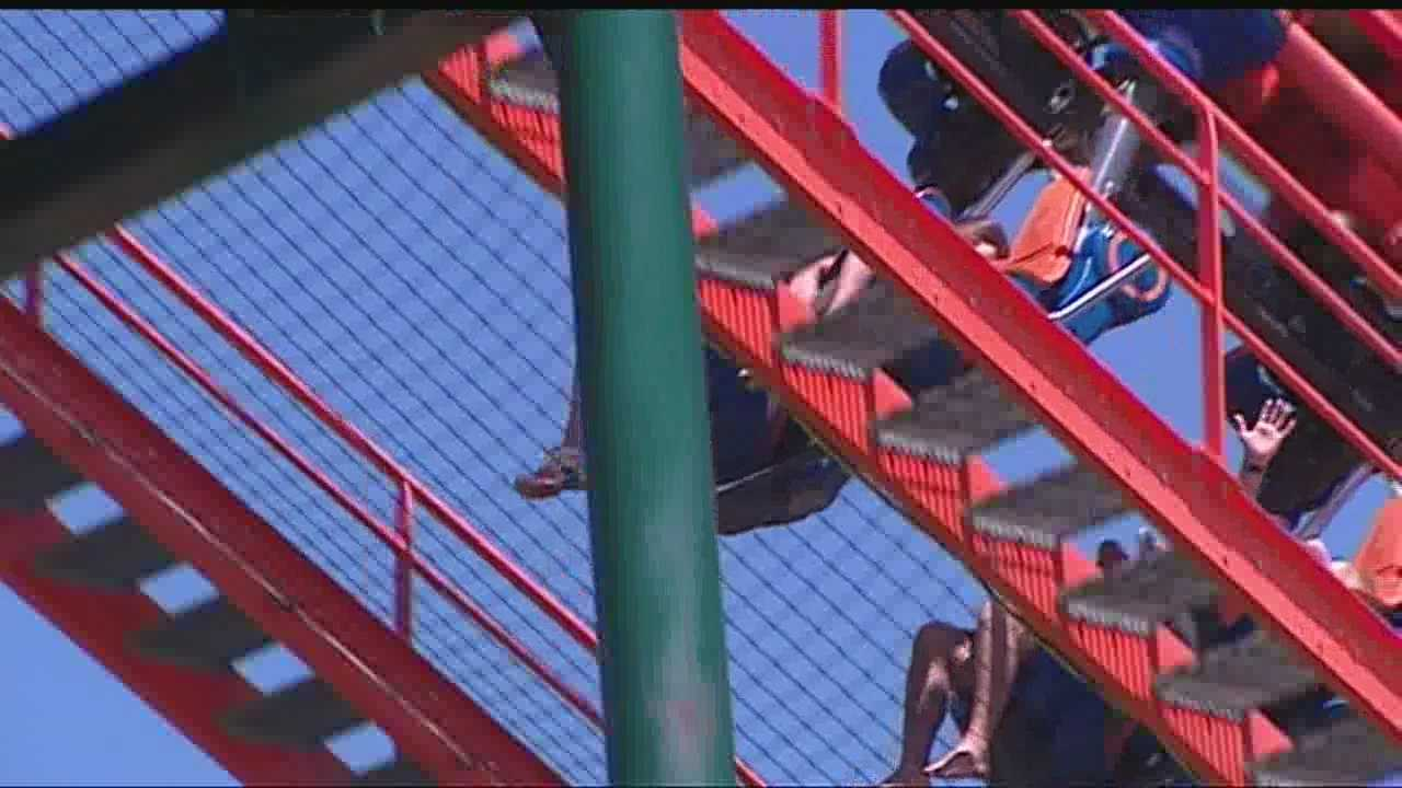 Oklahoma amusement parks inspected annually, official says