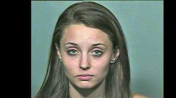 Kristian Gers, 18, arrested on suspicion of being a prostitute.