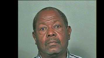 """Michael Pruitt, 39, arrested on suspicion of being a """"John""""."""