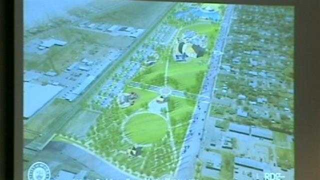 Plans for new park in Moore unveiled