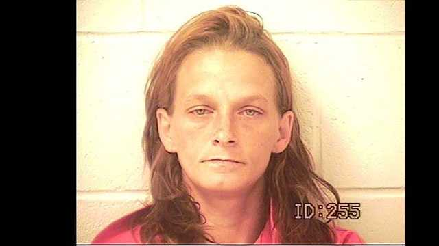 Tabitha Lynn Rubison, 30, was arrested on suspicion of killing her husband. Click here to find out how.