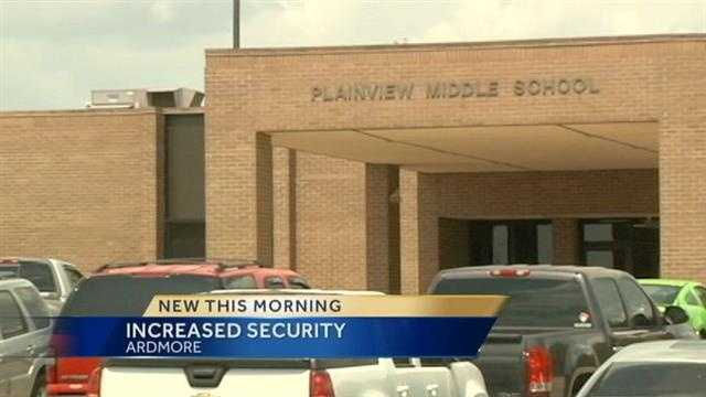 School District Security Increase