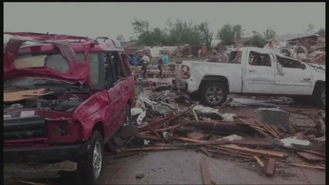Nonprofit groups coming together to aid Oklahoma tornado victims