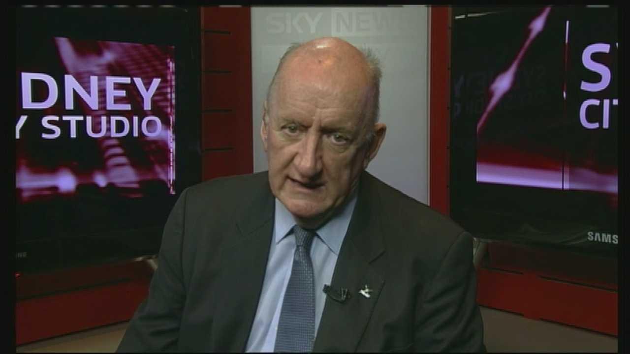Former Australian Lawmaker warns people traveling to the U.S.