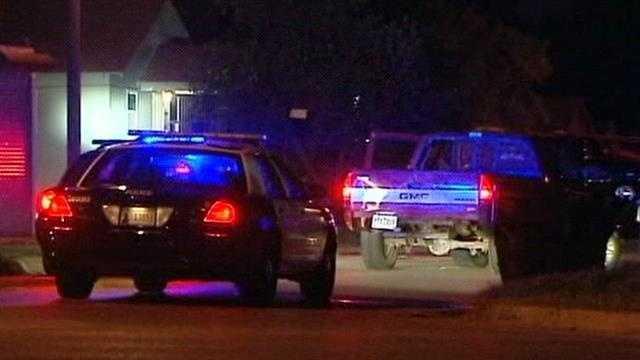 Stolen truck suspect caught after manhunt