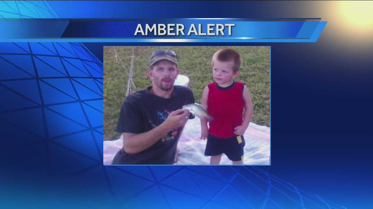 Amber Alert Issued for Three Year Old Boy