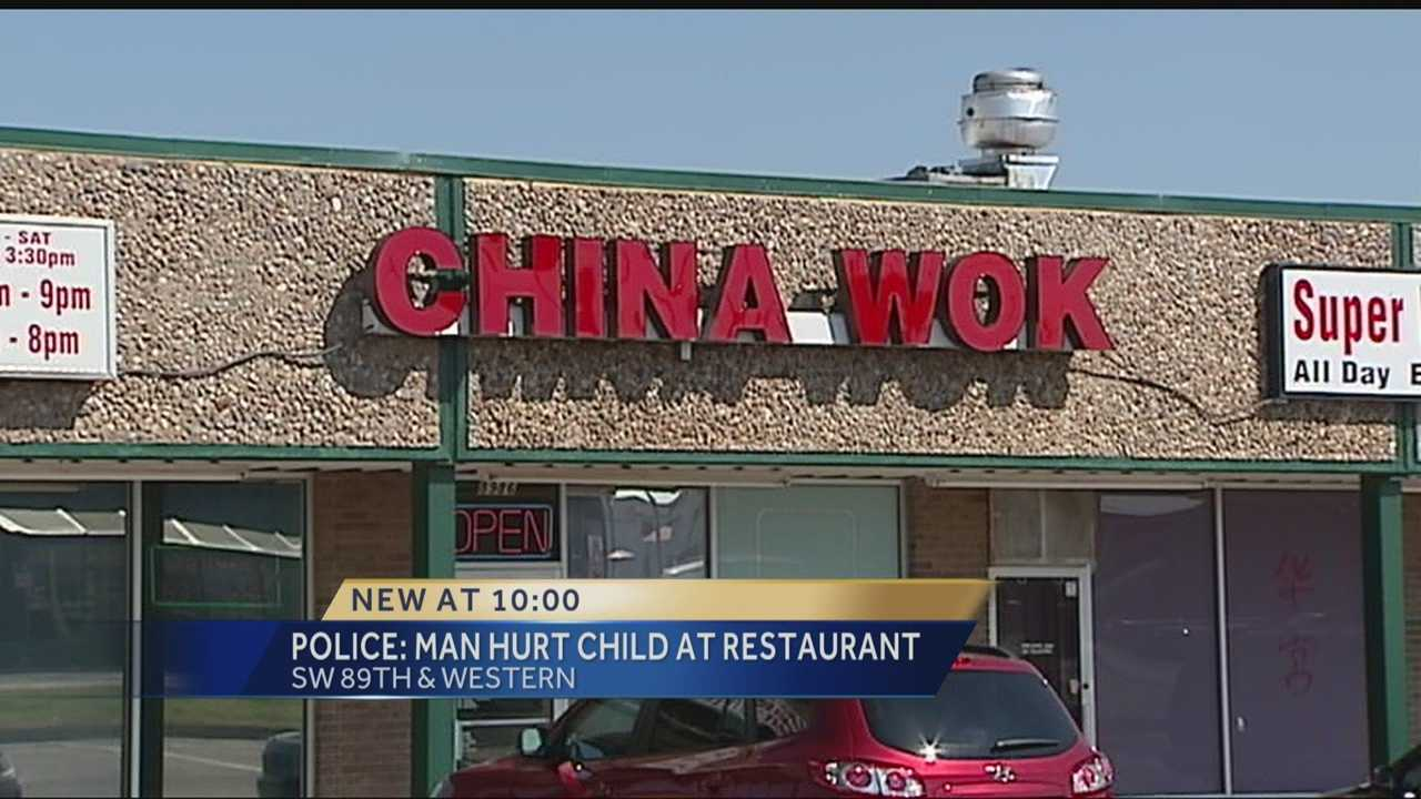 img-Police OKC man assaulted child at restaurant