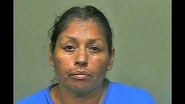 Tonya Sue Mendoza, 47, was arrested on one complaint of destruction of property. Click to read more.