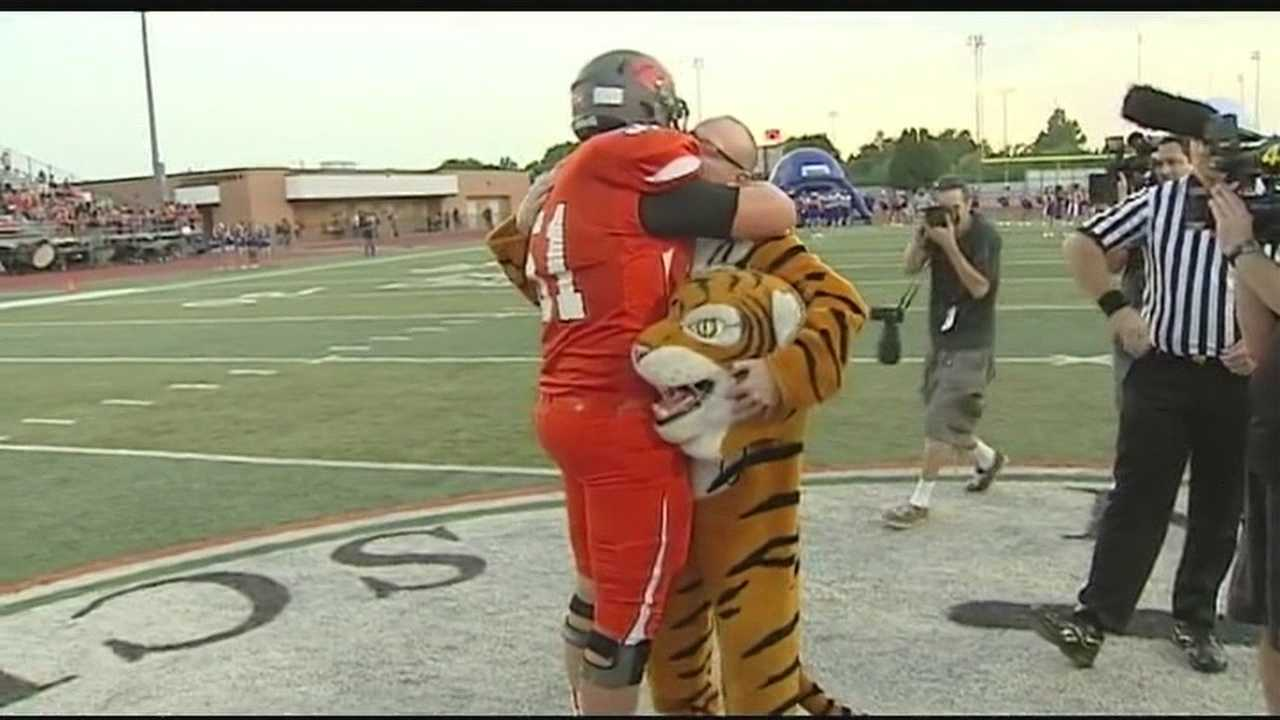 img-Norman High School football game features surprise return 10P H