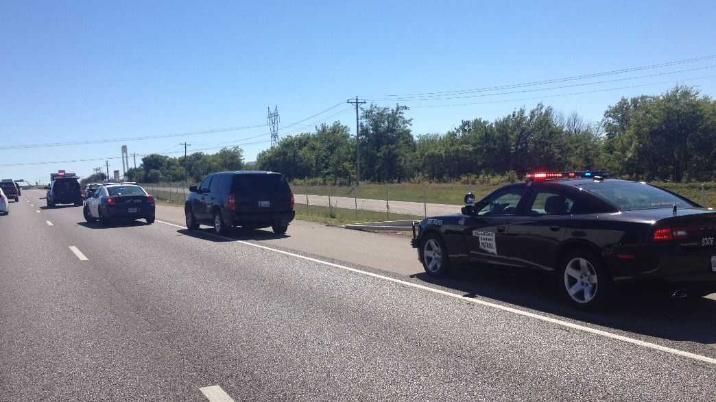 Trooper involved in shooting