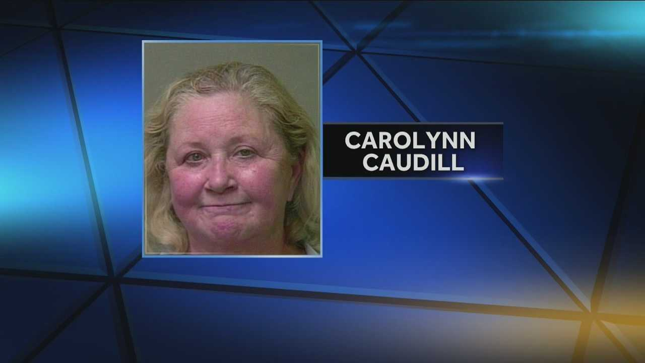 img-Carolynn Caudill releases statement after arrest for suspicion of DUI 10P H