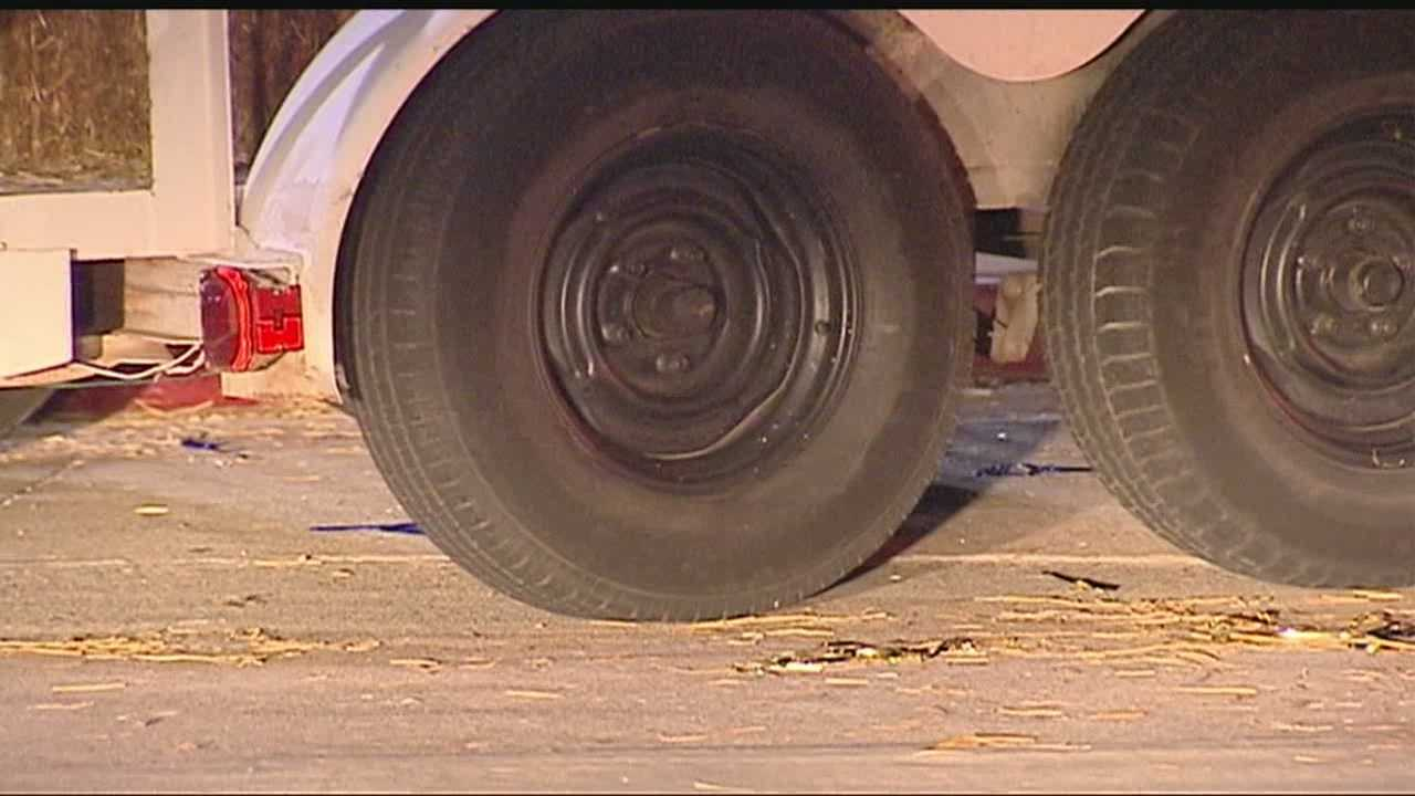 img-Police investigate auto-pedestrian crash near Choctaw High 10P H