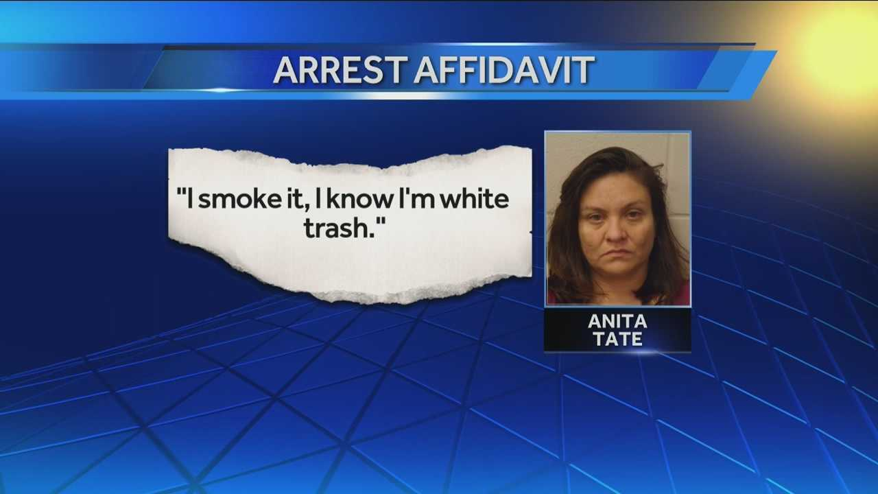 img-Woman faces charges after child tests positive for meth 10P H