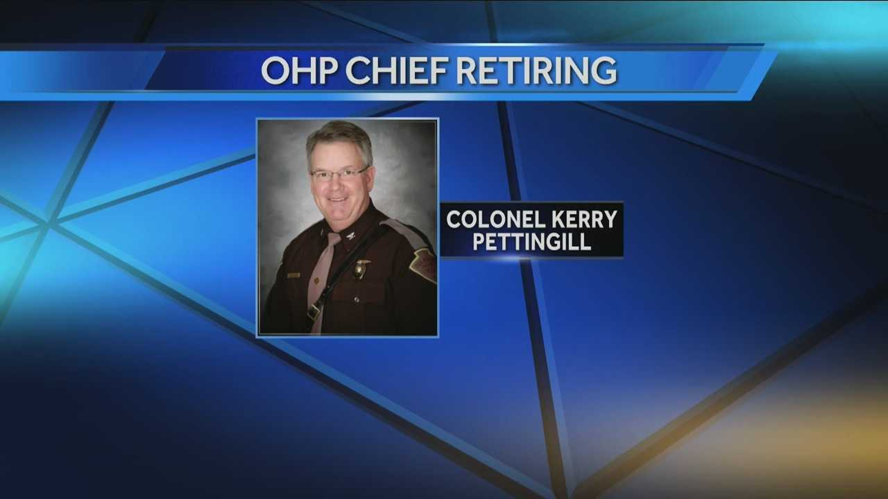 The OHP chief is retiring February 1, 2014.