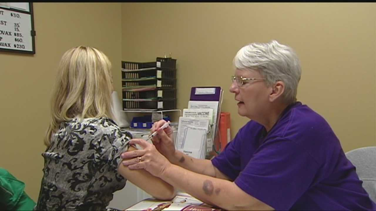 img-Government shutdown could affect flu shot availability 5P H